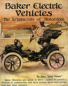 Wells Auto Museum - very detailed article, including battery wiring diagram Vintage Advertisements, Vintage Ads, Vintage Posters, Vintage Bikes, Automobile, Ad Car, Car Posters, Car Advertising, Old Ads