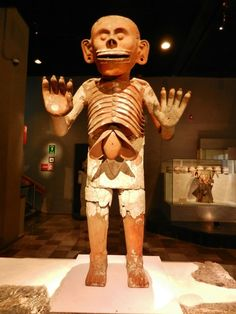 A quick look at: Mictlantecuhtli, the Aztec god of death and lord of the underworld. Mictlantecuhtli was believed to live in Mictlan, the cold, damp and gloomy underworld of the Aztecs, or lower part of the cosmos, where the remains of humans were kept.