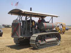 1928 Caterpillar tractor
