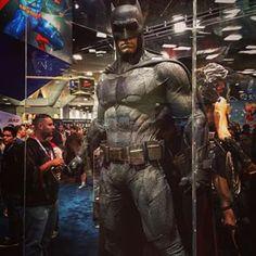 Get ready for next years biggest #disappointment #Batfleck! #DCComics #Batman #SDCC #DarkKnight #ComicCon #GeekHQ #friki #hateit #like4like #follow4follow #fashion #tflers #tweegram #style #Instagood #webstagram #summer #tweegram #SDCC #ComicCon2015 #DCUniverse #comics #TheDarkKnightReturns #BatmanVsSuperman #JusticeLeague Batman Vs Superman, Disappointment, Dark Knight, Dc Universe, Justice League, Dc Comics, Like4like, Hobbies, Superhero