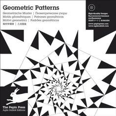 Geometric Patterns (Agile Rabbit Editions): Pepin Press: 9789057681080: Amazon.com: Books