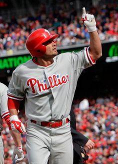 Philadelphia Phillies' Shane Victorino