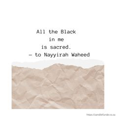 """BLOG   Zandile Funde   All the Black in me...   'All the women in me are tired""""   #Nayyirah #NayyirahWaheed #Waheed #Poetry #Floetry #PoetsOfPinterest #PoetsOfIG #PoetryONPinterest #Logophile #Logophiles #ReadThis #NewPost #BlogPost #NewBlog #SouthAfricanWriter #SouthAfrican #SouthAfricanBlogger #SouthAfricanPoets #PoetSociety #BeingBlack #OnBeingBlack #DiaryOfABlackWoman #SABloggers #Writing #Writer #WritersBlog #ZandileFunde #Zandile #Funde #ZandileFundeBlog #ZandileFundeCoZA… News Blog, Words Quotes, Tired, Writer, Poetry, Cards Against Humanity, Logos, Black, Women"""