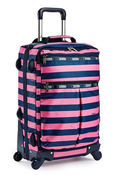 Great cabin size lightweight suitcase on 4 wheels. Highbury 18 ...