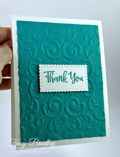 Tuesday Tutorial & Parisian Flourish - Stamping With Tracy Happy Birthday Cards Handmade, Masculine Birthday Cards, Greeting Cards Handmade, Crafters Companion Christmas Cards, Valentine Love Cards, Stamping Up Cards, Sympathy Cards, Embossing Folder, Cool Cards