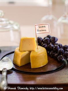 Aged to Perfection: a comment on the progress of artisan vegan cheeses and other non-dairy delights.