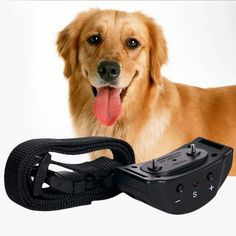 Pet Training Collar. Reduces barking and improves behaviour.