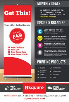 Affordable Leaflets is the best and most reliable source for you. With years of expertise, we are the best at A5 leaflet printing and all related printing jobs. If you are looking for cheap A5 flyers that are of unparalleled quality, you have come to the right place. Our team of in-house designers are exceptional at coming up with the most impressive designs that suit any business need. We always print cheap A5 leaflets on high quality art and gloss paper. Our team specializes in delivering… Packaging Design, Branding Design, Logo Design, Graphic Design, Start Up Business, Business Cards, Leaflet Printing, Shop Signage, Go It Alone