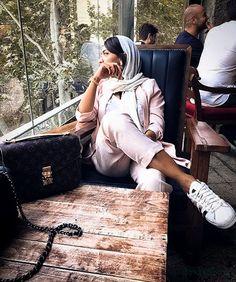 Иранские модницы в хиджабах:Фотографии красивых девушек