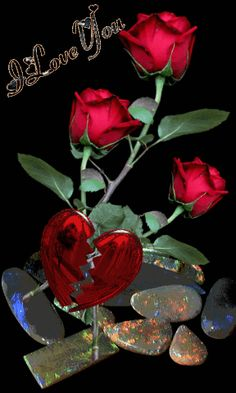 I Love You Pictures, Love You Gif, You Dont Love Me, Beautiful Love Pictures, Gif Pictures, Beautiful Red Roses, Pretty Roses, Love Quotes Wallpaper, Heart Wallpaper