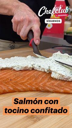 Salmon Recipes, Fish Recipes, Seafood Recipes, Dinner Recipes, Cooking Recipes, Healthy Recipes, Salmon Patties Recipe, Fish Dishes, Creative Food