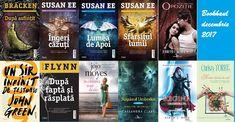 Sleepywolfread: Bookhaul decembrie 2017