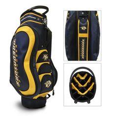 Nashville Predators Medalist Golf Bag - Cart Bag