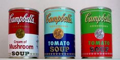 Image result for campbell soup in retail