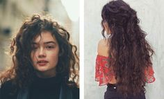 To Perm or Not to Perm – Hello Victoria - Mayleen Nrecaj - To Perm or Not to Perm – Hello Victoria Modern perm inspiration Shoulder Length Permed Hair, Curly Permed Hair, Wavy Hair, Hair Perms, Perm Hair, Dye Hair, Long Perm, Wavy Perm, Perm Curls