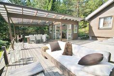 Outdoor Spaces, Outdoor Living, Outdoor Decor, Pergola Patio, Backyard, Porch Garden, Outdoor Projects, The Great Outdoors, Building A House