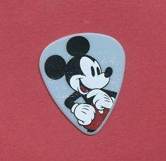 Mickey Mouse Disney guitar pick medium gauge #Disney #GuitarPick