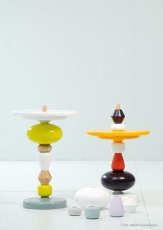 Table Shuffle // design Mia Hamborg
