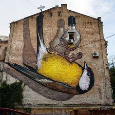 by Alex Maksiov in Kiev, Ukraine, 2016 (LP)