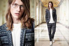 David Naman Spring/Summer 2015 Men's Lookbook   FashionBeans.com