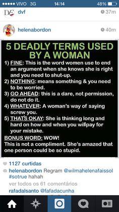 Verdade!!