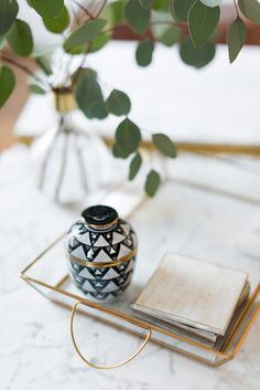 Place Cards, Furniture Design, Place Card Holders, Treehouse, Interior Design, Marble, Brass, Inspiration, Coffee