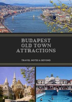 Budapest Old Town pin Travel Tips Tips Travel Guide Hacks packing tour Cool Places To Visit, Places To Travel, Travel Destinations, Travel Tours, Travel Hacks, Travel Packing, Solo Travel, Budapest Travel Guide, Europe Travel Guide