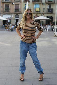 Ingrid Jansen from Wood & Wool Stool, The Netherlands.