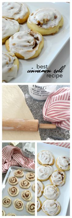 Cinnamon  Roll Recipe!