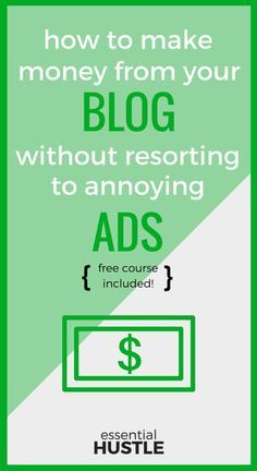 Ads and viral traffic aren t the only way you can turn your blog into 38dcaef261