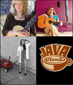 """""""Mary, Patresa - and Lily; let's road trip to - Iowa City""""  Java Blend Exclusive Hour With A Trio of Iowa Songwriters 
