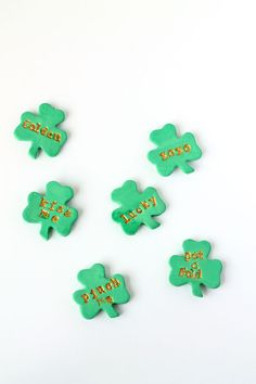conversation shamrocks