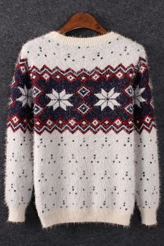 I want an ugly Christmas sweater this year