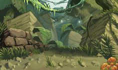 cubic jungle by drazebot on DeviantArt
