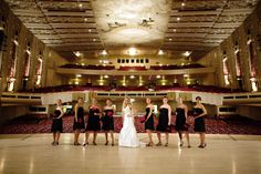 Great wedding photos on the Mortensen Stage  Photo by Robert and Kathleen Photography