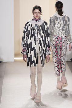 Blugirl at Milan Fashion Week Fall 2016 - Runway Photos