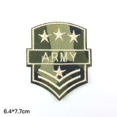 Air Force badge army badge patch master sergeant rank patch insignia badge Military Embroidery badges iron on patch sew on patch  A181