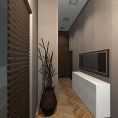 Návrh moderní chodby v masážním salónu s bytovou jednotkou.#interiordesign#corridor#modern# Salons, Flat Screen, Home Decor, Blood Plasma, Lounges, Decoration Home, Room Decor, Flatscreen, Home Interior Design