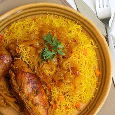 Vermicelles au poulet, une recette 100% sénégalaise!