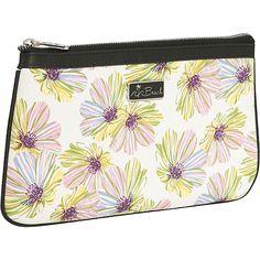 #LadiesCosmeticBags, #LadiesWallets - Beach Handbags Carmel Beach Large Cosmetic Case