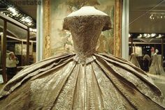 Court dress of Catherine the Great