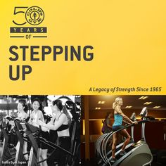 50 Years of stepping up all over the world! #TBT