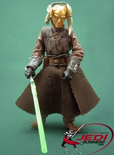 Star Wars Action Figure Saesee Tiin (Army Of The Republic), Star Wars Clone Wars 2003-2005