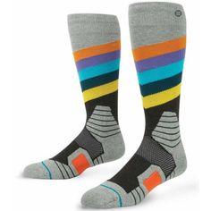 0098db773a Stance Golden Veins Socks - Black Sage Kotsenburg
