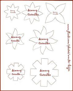 #flower #template #pattern
