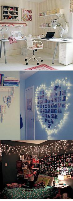 Decoração: 7 paredes bonitas pra inspirar - Blog Só Para Meninas: moda, beleza, decoração e outras utilidades ;)