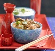 healthy thai beef curry recipe