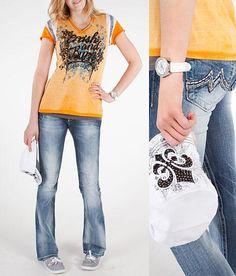 """Can You Kick It"" #buckle #fashion  www.buckle.com"