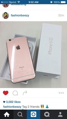 Dream phone right here even though I hate pink...