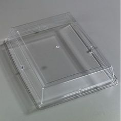 """Carlisle Food Service Products Palette Cover for Rectangle Platter (Set of 12) Size: 13"""" W x 17"""" D"""